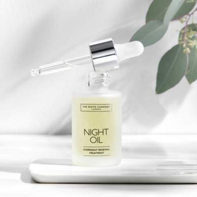 The White Company Night Oil - Overnight Renewal Treatment