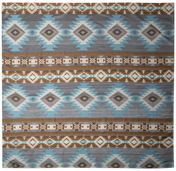 wrangler mesa daybreak southwestern shower curtain 72 x 72