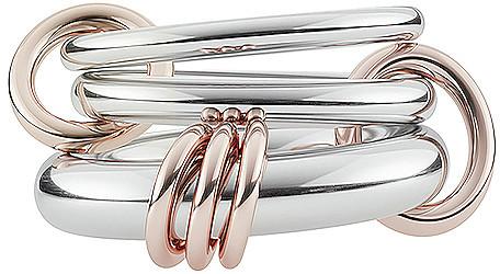Spinelli Kilcollin Orion Ring in Sterling Silver | FWRD