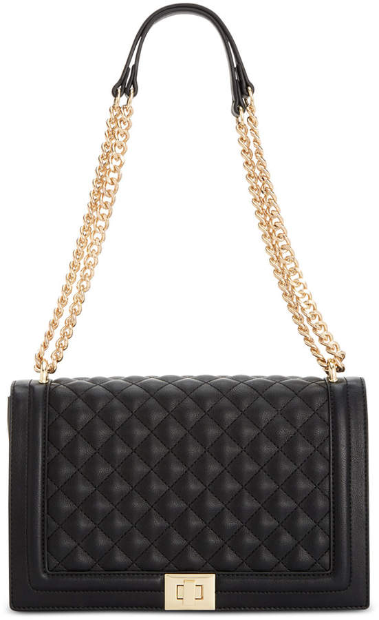 Inc Ajae Quilted Flap Crossbody