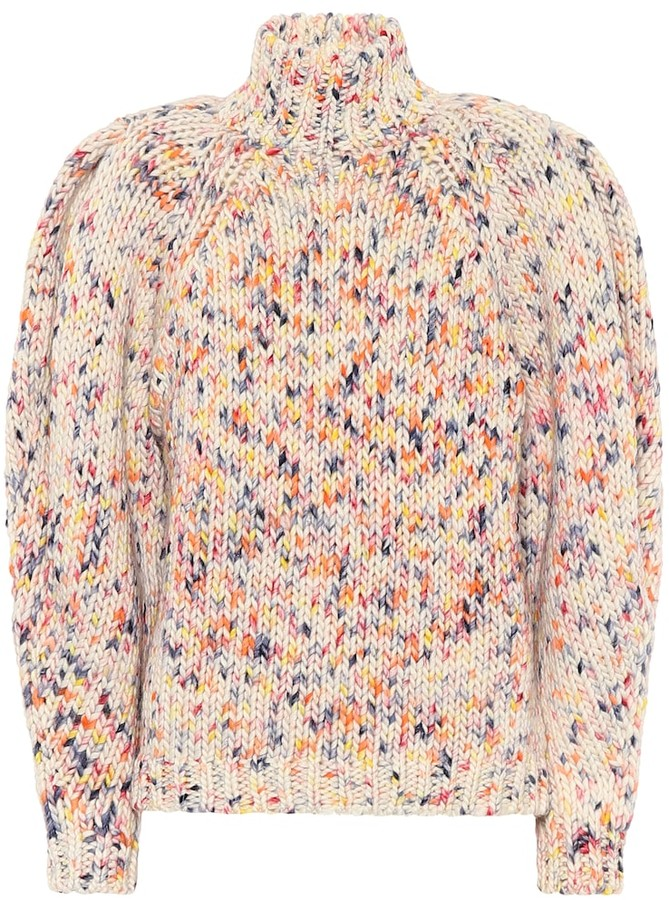 Ulla Johnson Wilder wool sweater