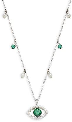 Swarovski Pearl Necklace - ShopStyle