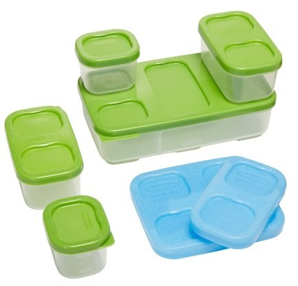 Rubbermaid LunchBlox Entree Kit Food Container