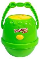 Little Kids No Spill Bubble Machine