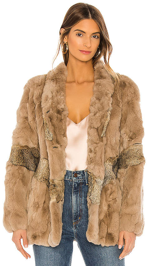 HEARTLOOM Dakota Fur Coat
