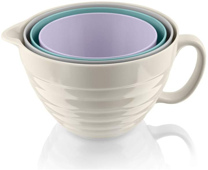 Fearne By Swan Fearne by Swan Set of 4 Stackable Mixing Bowls