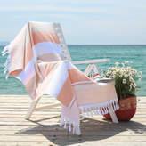 Linum Home Textiles Summer Loving Pestemal Turkish Cotton Beach Towel