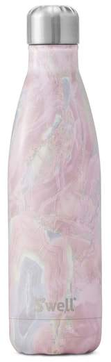 Geode Rose Insulated Stainless Steel Water Bottle