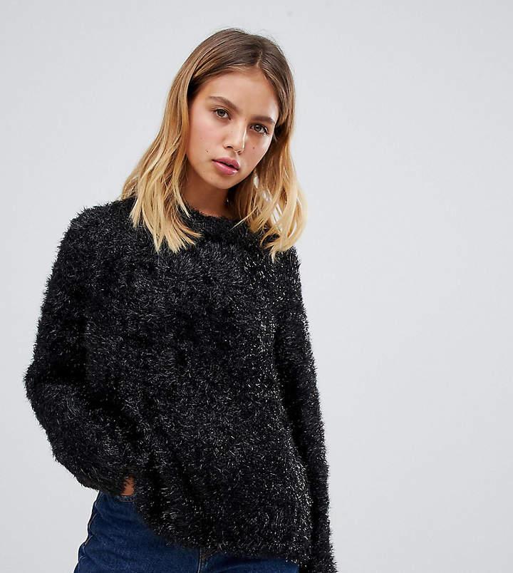 Weekday Sparkle Fluffy Knit