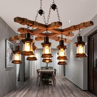 rustic light fixtures shop the world