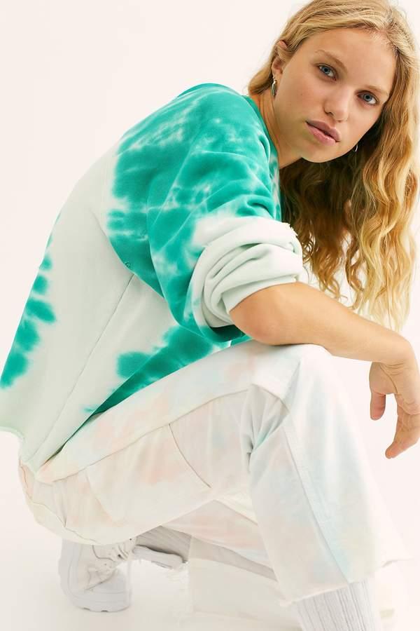 Retro Brand Black Label Tahoe Tie-Dye Pullover