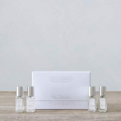 The White Company Eau De Toilette Discovery Gift Set, No Colour, One Size