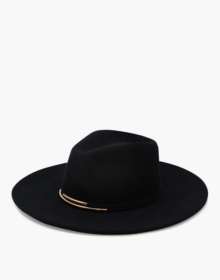 Madewell WYETH Riley Panama Hat