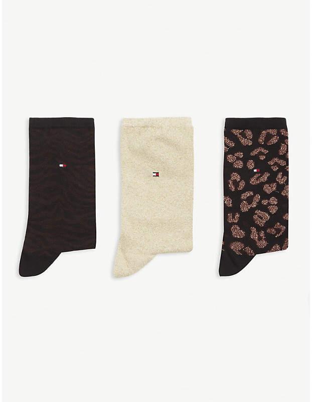 Tommy Hilfiger Set of three socks gift set