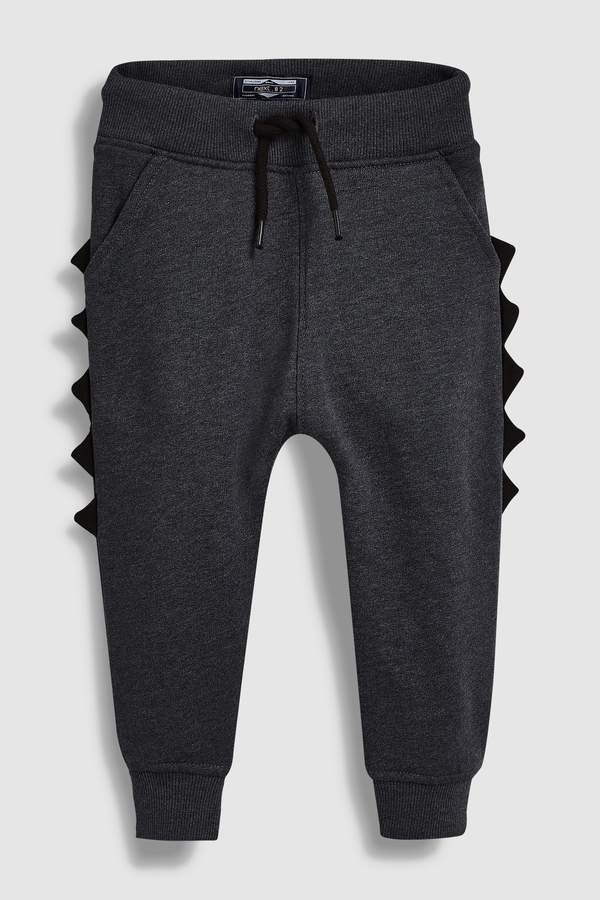 Boys Next Charcoal Dino Spike Joggers (3mths-7yrs)