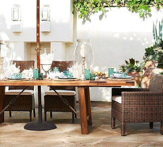 pottery barn outdoor furniture shop