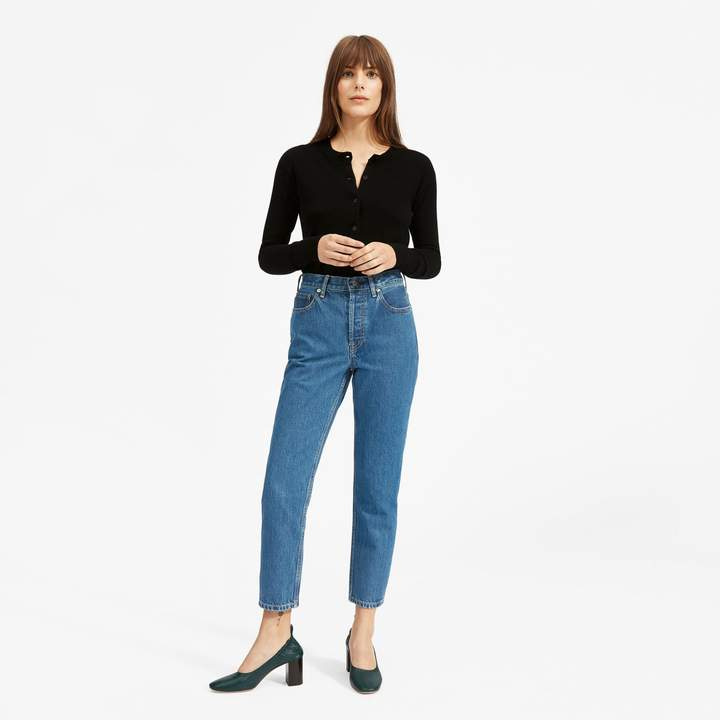 Everlane The 90s Cheeky Straight Jean