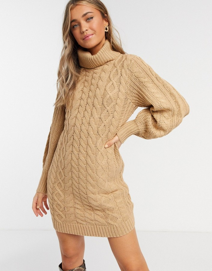 Thanksgiving Outfit - Sweater Dress