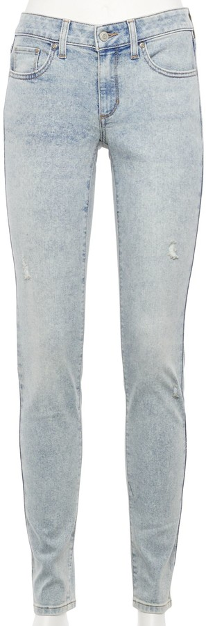 Women's Supersoft Stretch Midrise Skinny Jeans