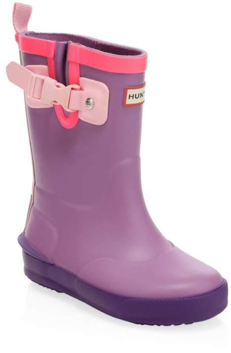 Hunter Toddler's & Girl's Davidson Rain Boots