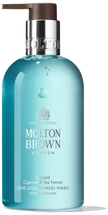 Molton Brown Coastal Cypress & Sea Fennel Fine Liquid Hand Wash