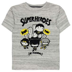 Batman George DC Comics Flock T-Shirt