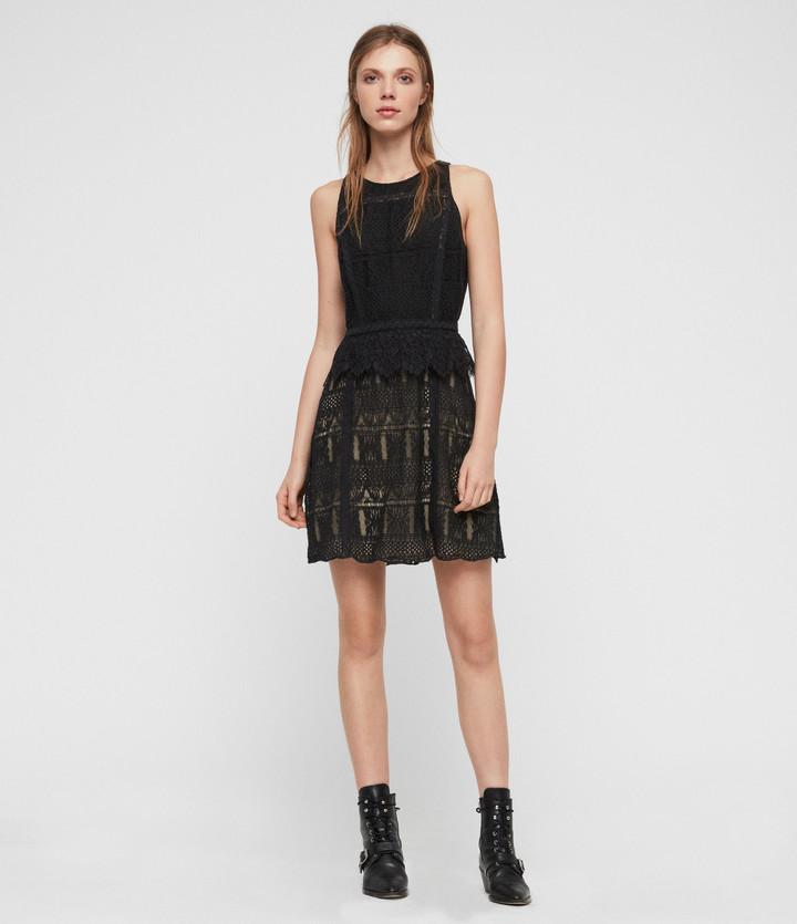 AllSaints Melia Dress
