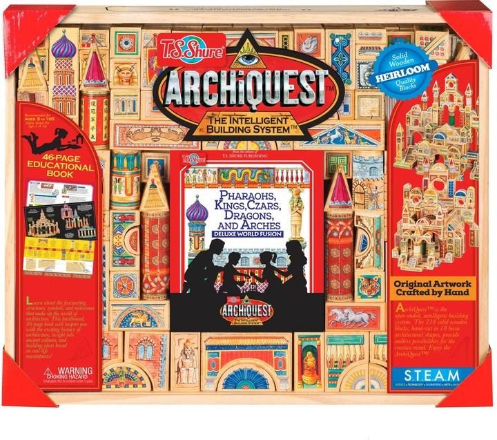 .S. Shure ArchiQuest Deluxe World Fusion 218 Piece