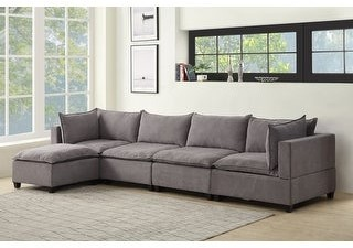 down filled sectional shop the world