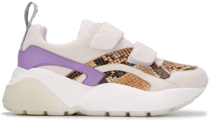 Eclypse panel sneakers