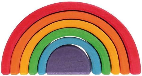 Grimms 6 Piece Rainbow
