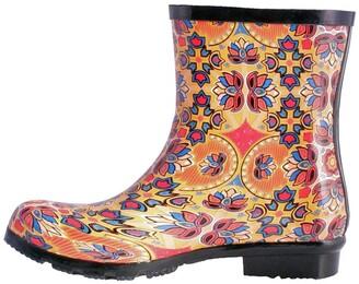 orange rain boots shop the world s