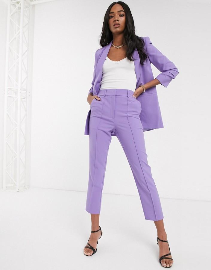 Asos Design ASOS DESIGN tailored smart mix & match cigarette suit trousers