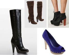 The Seller, Frye, Ophelia, Dolce Vita