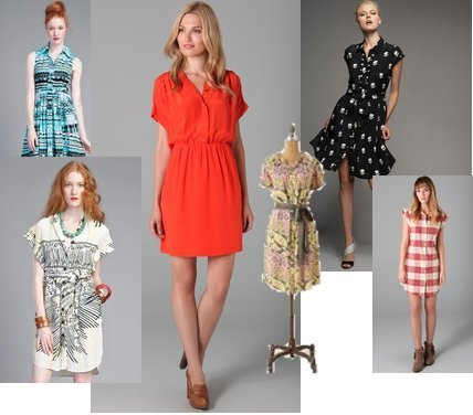 Kate Spade, Maison Scotch, Plenty Frock, Anthropologie