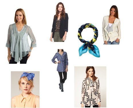 Free People, Juicy Couture, Full Circle, Mossimo