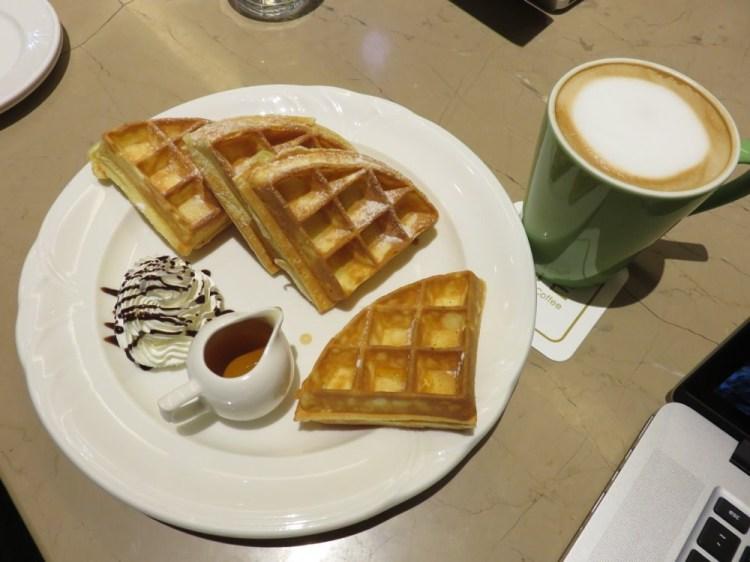 台北南港車站 Neverland LITE 咖啡館 老牌麵粉加持