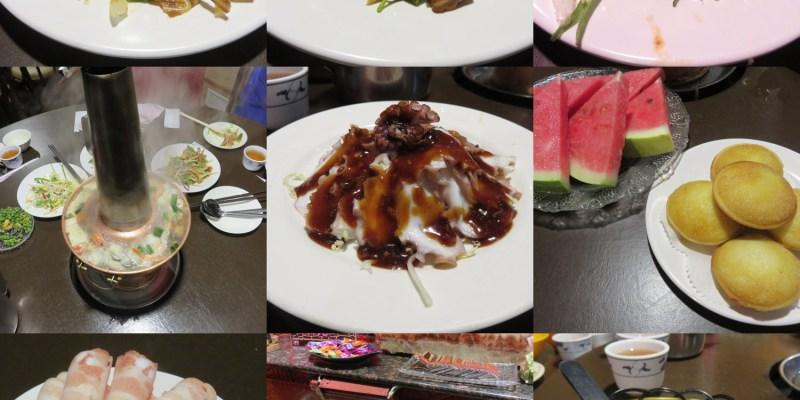 《台北》四平小館 Sihping 酸菜白肉鍋 甜在心 加映花蓮理想店舖 南瓜栗子蛋糕