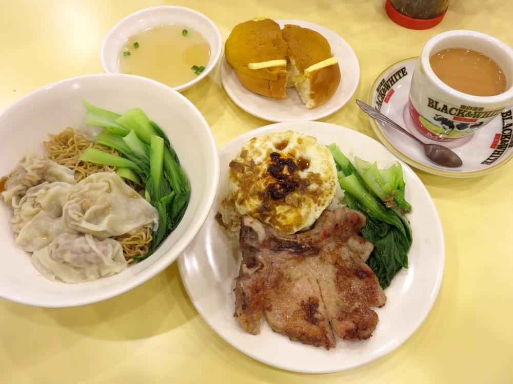 《臺北內湖》元朗茶餐 Yuen Long Cafe & Restaurant 平價小食 - 老蝦不負責任的人生紀錄