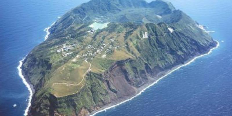 《日本》東京青島 Aogashima 東京都青ヶ島村無番地 準備難度最高