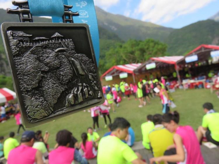 《花蓮》太魯閣馬拉松 Taroko Gorge Marathon 美景相伴