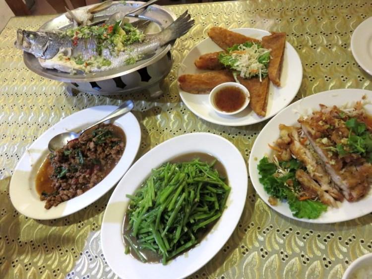 台北內湖平價泰式料理泰雅軒 人情荷包都兼顧