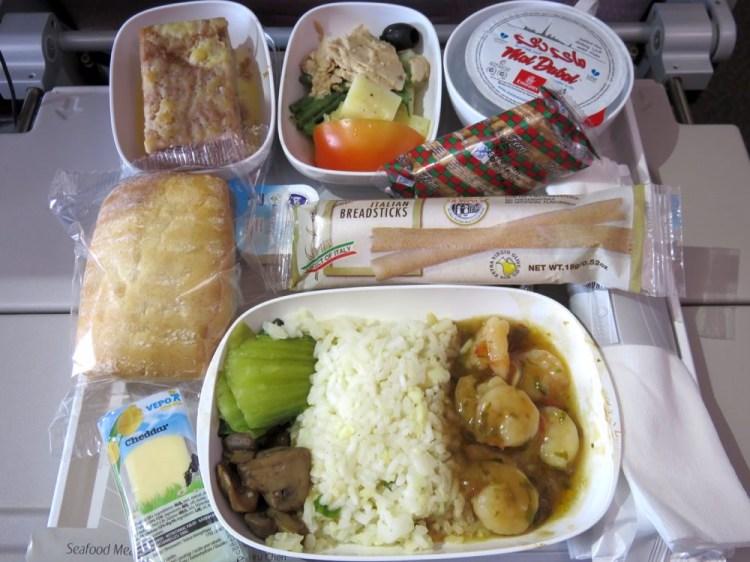 阿聯酋航空歐洲馬德里Emirates搭乘感想 出發