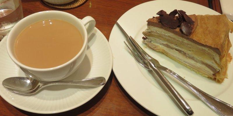 《日本東京》Harbs coffee & cake 千層的天堂 要排隊不是沒原因