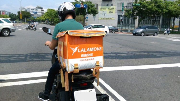 《Lalamove啦啦快送》躺著就有得吃的懶人下單心法 拉拉快送