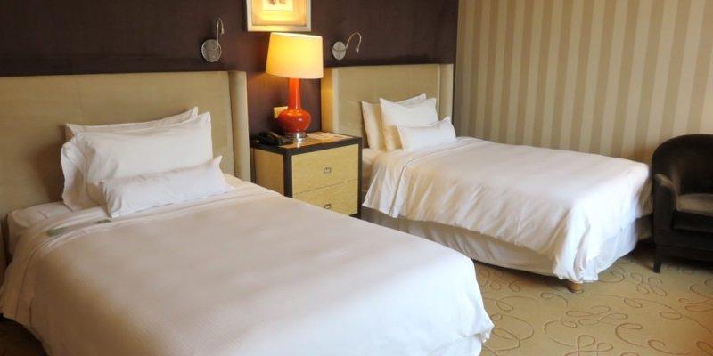 瓦倫西亞五星Westin酒店高級到有點不敢相信