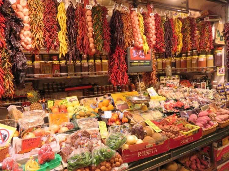 巴塞隆納市場 感受加泰隆尼亞的美食日常