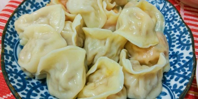 捷運南京三民 蕭媽媽手工水餃 青醬超厲害