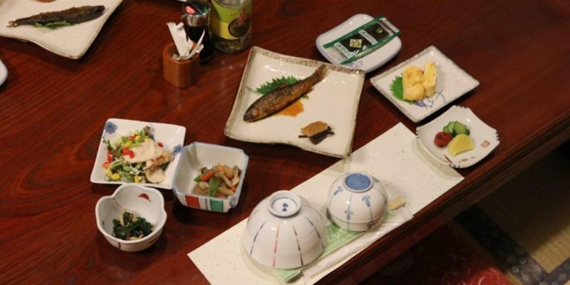 德島住宿 祖谷蔓屋kazuraya 祖谷の宿 かずらや 朝食