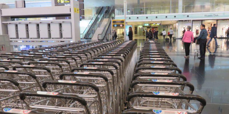 巴塞隆納自由行機場市區交通公車計程車整理
